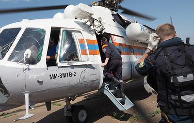 Вертолет из Кемерово вылетел на Алтай, где туристы остались в горах без снаряжения