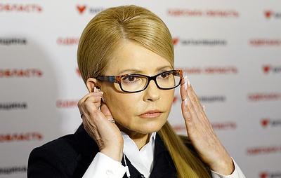 Тимошенко заявила о критическом оттоке рабочих из Украины в Польшу