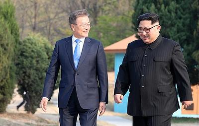 Саммит лидеров Южной Кореи и КНДР в Пхеньяне пройдет 12 или 13 сентября