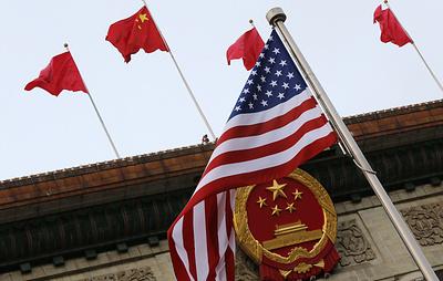 Китай недоволен очернением страны в оборонном бюджете США на 2019 год