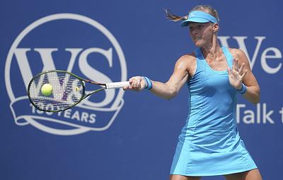 Голландская теннисистка Бертенс выиграла турнир в Цинциннати