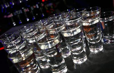 Смертность от случайных отравлений алкоголем снизилась на 20% с 2016 года