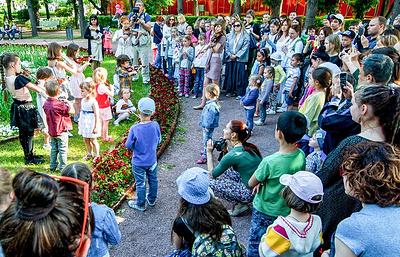 Московские школьники смогут отметить День знаний в десяти столичных парках