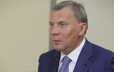 Борисов: по поручению Путина создается прототип самолета вертикального взлета