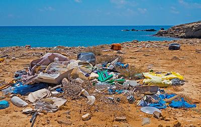 Отельеры острова Пхукет начали борьбу с пластиковым загрязнением