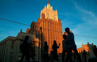 МИД: Москва сделает выводы в связи с обвинением Microsoft о вмешательстве в выборы США