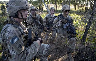 Пентагон: США корректируют подготовку своих Вооруженных сил с учетом конфликта на Украине