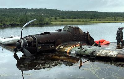 В Новосибирске  восстановят уникальный военный штурмовик Ил-2