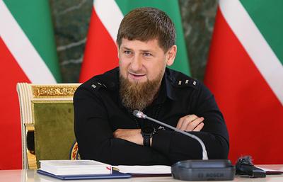 """Кадыров: КНР и Ближний Восток готовы инвестировать в возрождение """"Чеченнефтехимпром"""""""