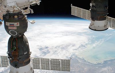 """Поврежденный корабль """"Союз МС-09"""" допустили к продолжению полета в составе МКС"""