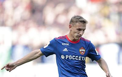 Федор Чалов признан лучшим футболистом седьмого тура РПЛ