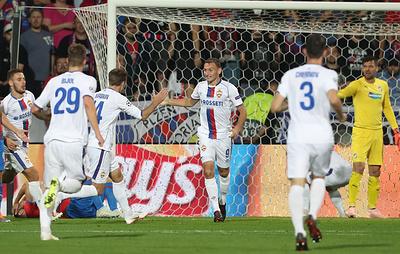 Россия оторвалась от Португалии в таблице коэффициентов УЕФА после ничьей ЦСКА
