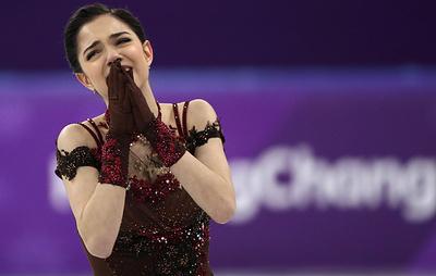 Медведева упала в произвольной программе и стала второй на турнире Autumn Classic в Канаде