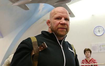 Боец Монсон может завершить карьеру из-за проблем со здоровьем
