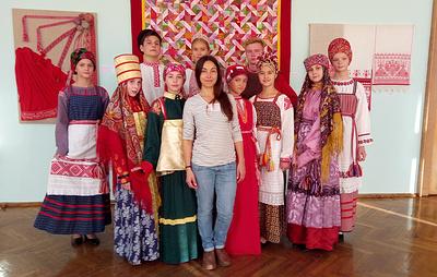 Традиционные наряды северной России представили в Архангельске на фестивале костюма Севера