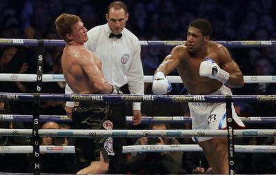 Поветкин не сумел завоевать три титула чемпиона мира по боксу, уступив Джошуа