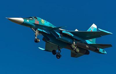 Летчики на Урале приступили к первым полетам на новых бомбардировщиках Су-34