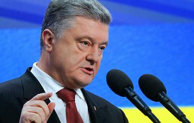 Порошенко заявил, что надеется на отправку в Донбасс миротворческой миссии ООН
