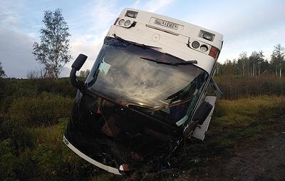 Число пострадавших в ДТП с автобусом в Подмосковье увеличилось до 18