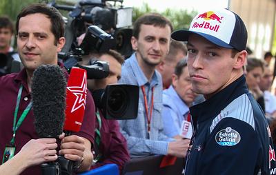 Косаченко: перерыв в выступлениях пошел гонщику Квяту на пользу