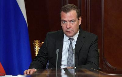 Медведев поздравил машиностроителей с профессиональным праздником
