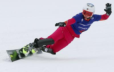 Сноубордистка Тудегешева пропустит предстоящий сезон