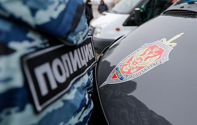 Сотрудники ФСБ проводят в полиции Екатеринбурга оперативные мероприятия