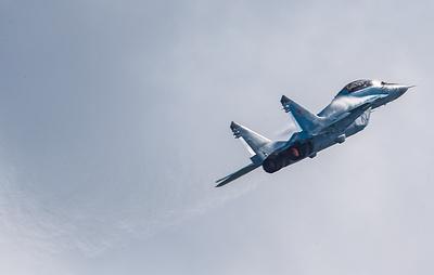 Российские истребители за неделю пять раз поднимались на перехват иностранных самолетов
