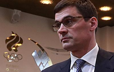 Александр Попов награжден Олимпийским орденом