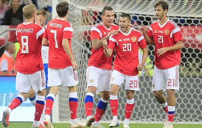 Сборная России по футболу попробует укрепить свое положение в Лиге наций в игре со шведами