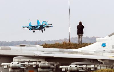 В Минобороны Украины нет информации о погибшем в авиакатастрофе Су-27 военнослужащем США