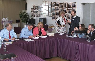 Дипакадемия МИД РФ и румынский аналитический центр подписали меморандум о сотрудничестве