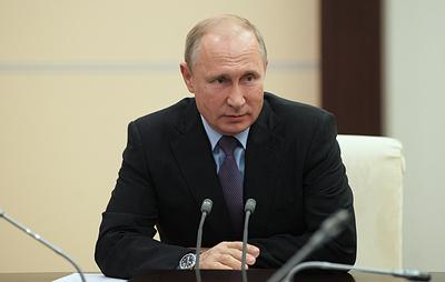 Путин: мотивы и версии взрыва в Керчи тщательно изучаются