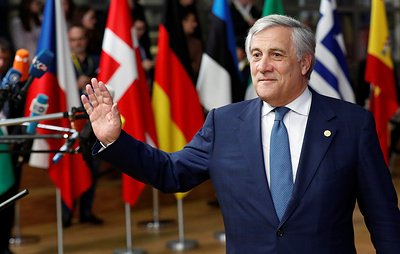Глава Европарламента заявил, что исключает возможность отложить дату Brexit