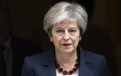 Reuters: Мэй уверена, что Лондону удастся заключить с Брюсселем соглашение по Brexit