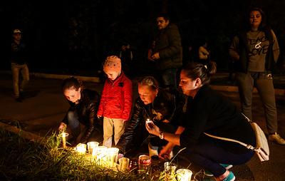 Керчь готовится к прощанию с жертвами трагедии в колледже