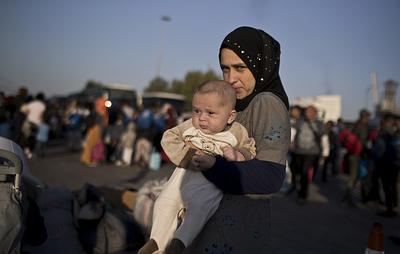Минобороны РФ: европейские страны потратили на беженцев из Сирии $140 млрд за три года