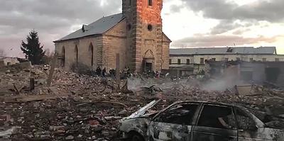 Что известно о взрыве на заводе пиротехники в Гатчине