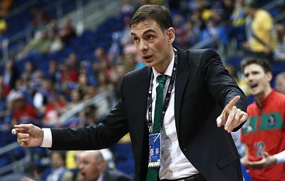 """Барцокас: """"Химки"""" плохо начали сезон Евролиги и должны прогрессировать"""