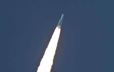 С космодрома в Гвиане запущена ракета Ariane-5 с аппаратами для исследования Меркурия