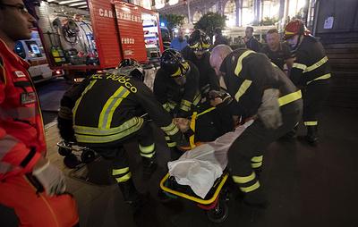 Болельщик ЦСКА: пострадавшие в римском метро ждали медицинской помощи порядка 25 минут