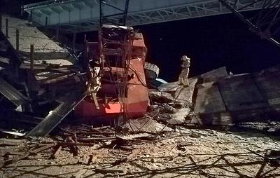 Хронология случаев обрушения мостов в России в 2018 году
