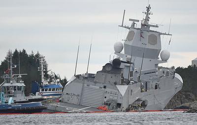 Аварии кораблей НАТО в 2015-2018 годах