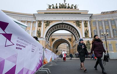 Санкт-Петербургский международный культурный форум. История, цели, участники