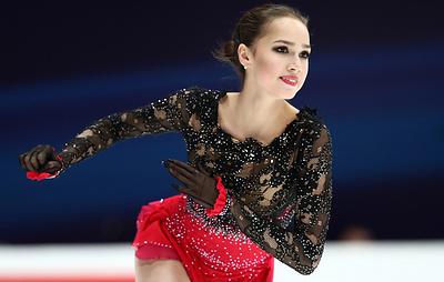Алина Загитова стала победительницей этапа Гран-при в Москве