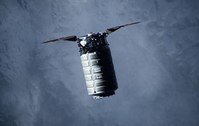Стыковка корабля Cygnus с МКС намечена на 19 ноября