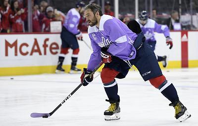 """Овечкин сделал дубль в игре с """"Монреалем"""" и вышел на второе место в списке бомбардиров НХЛ"""
