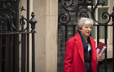 Reuters: Лондон будет настаивать на введении санкций против РФ из-за керченских событий