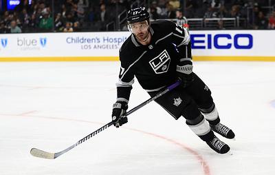"""Игрок клуба НХЛ """"Лос-Анджелес"""" Ковальчук выбыл на несколько дней из-за травмы голеностопа"""