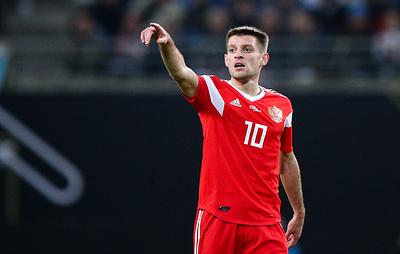 Футболист сборной России Камболов назвал бельгийцев фаворитами группы в отборе на ЧЕ-2020